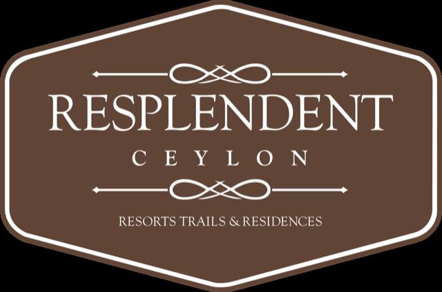 Resplendent Ceylon logo brown