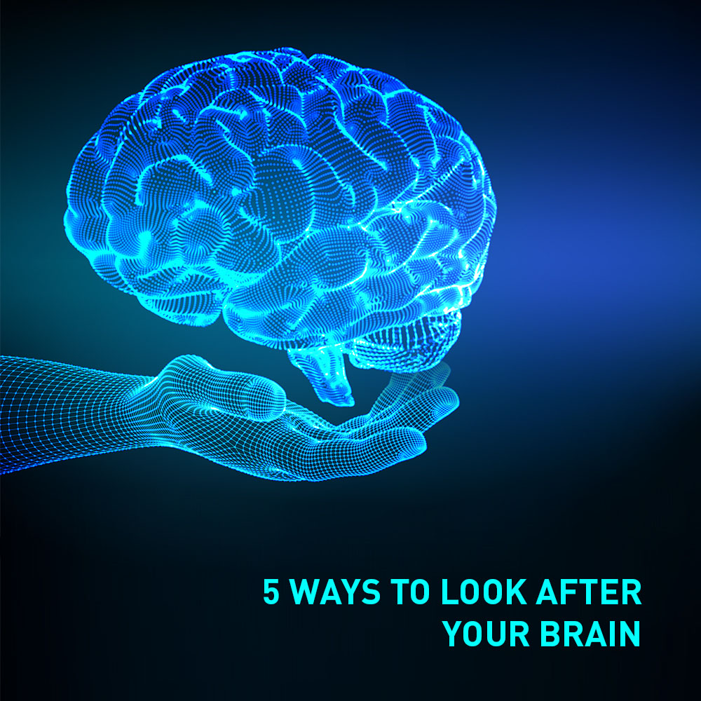 5 Ways to Best Take Care of Your Brain
