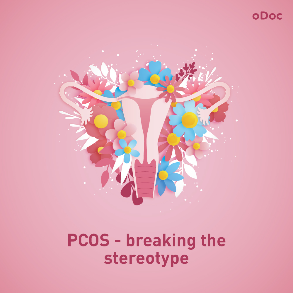 PCOS – breaking the stereotype
