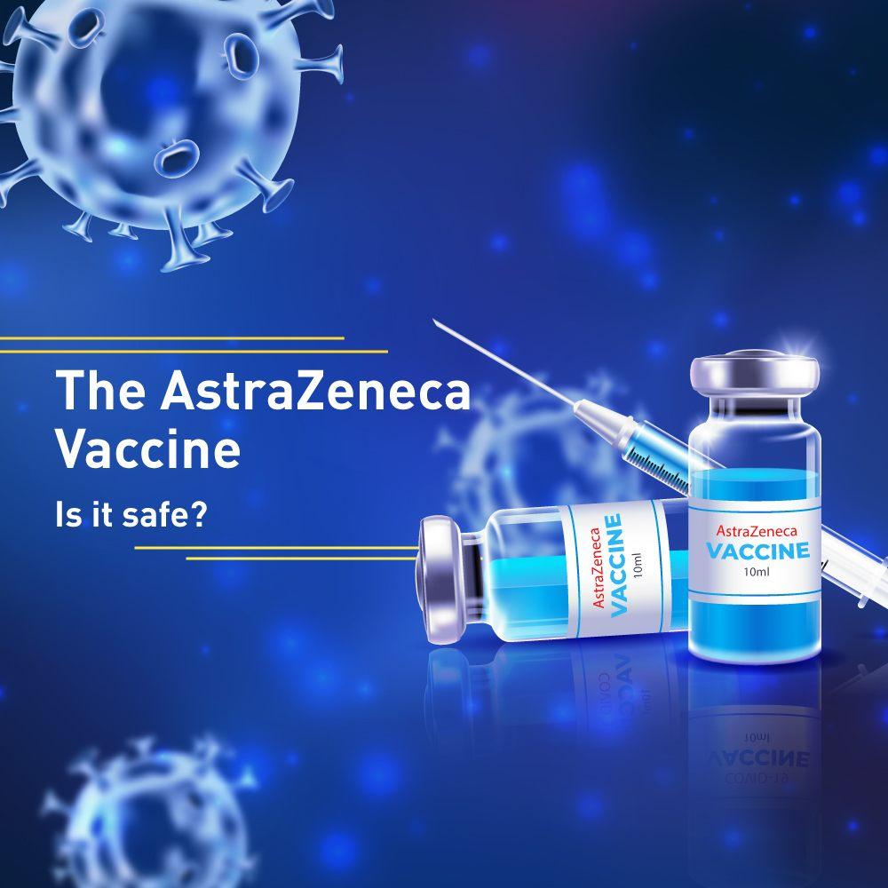 Confused over AstraZeneca news? We break it down in one minute!