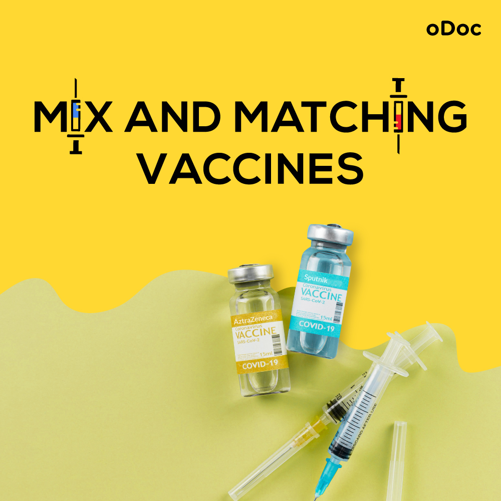 So, can we mix and match vaccines?
