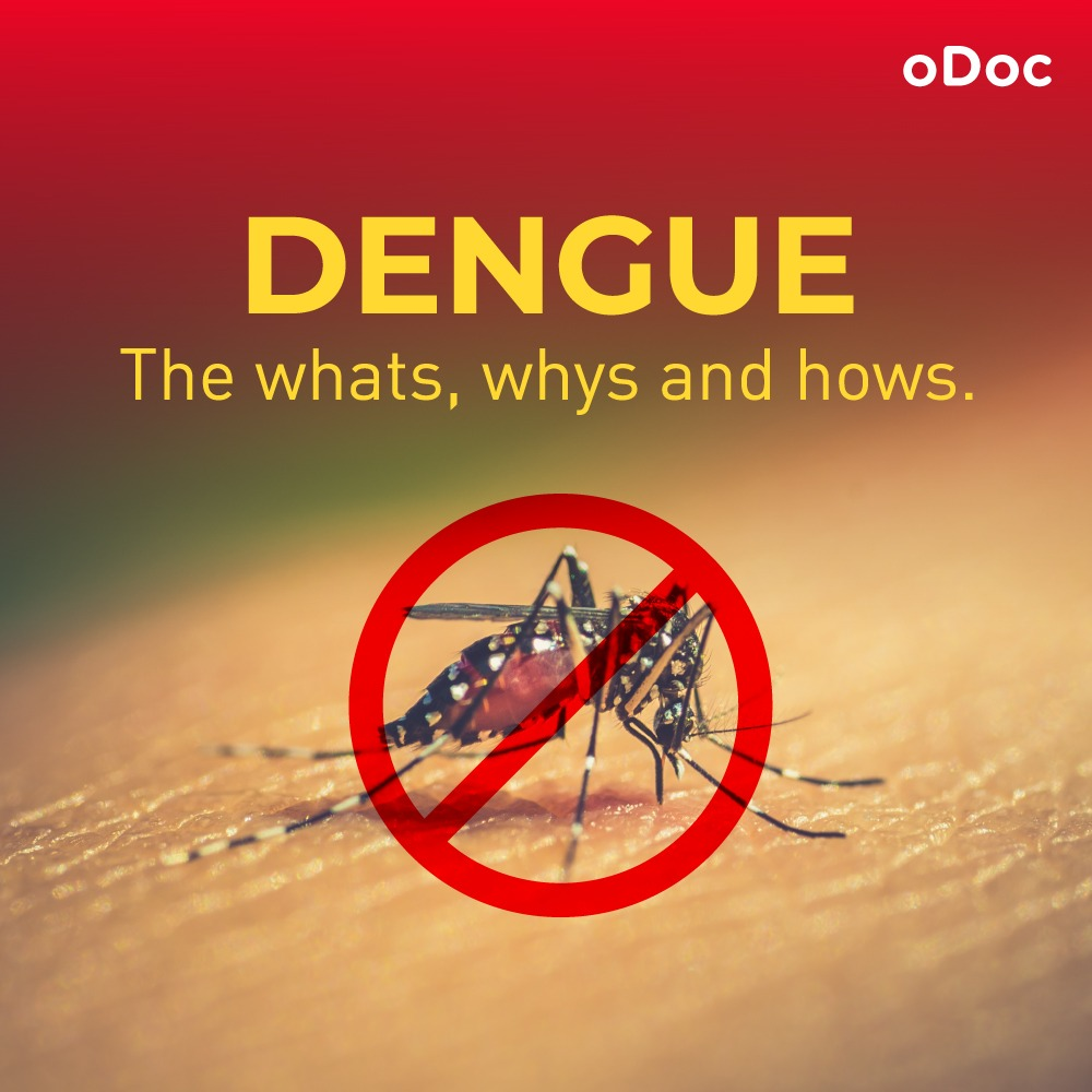Dengue: the whats, whys and hows.