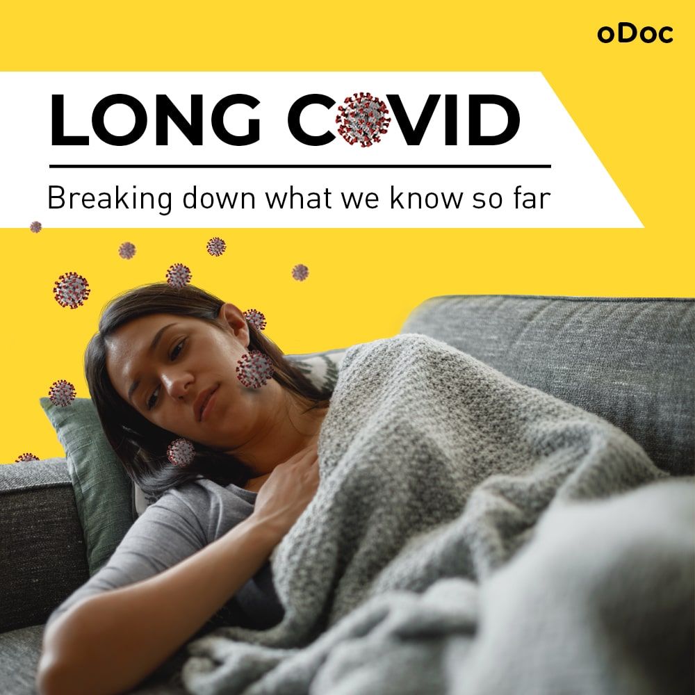 Long COVID: What we know  so far