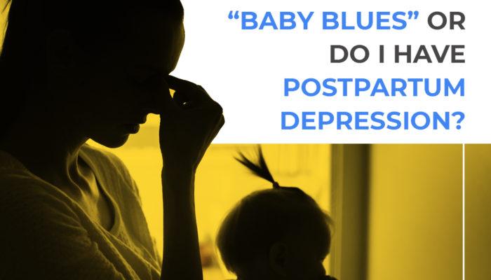 "Am I Just Having ""Baby Blues"" Or Do I Have Postpartum Depression?"